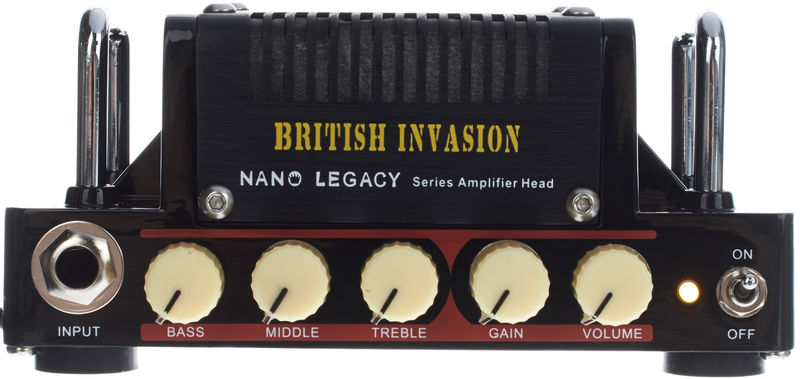 HoTone Nano Legacy British Invasion